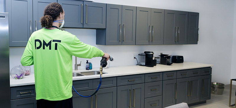 services disinfection sanitizing
