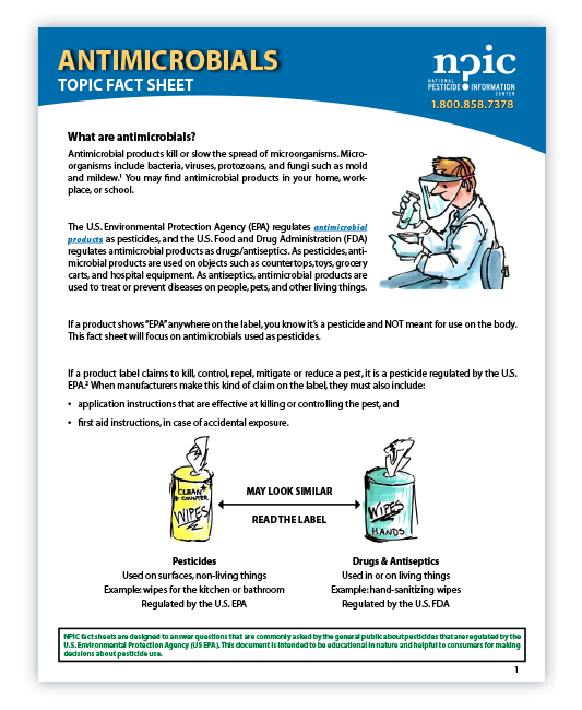 DMT Mobile Antimicrobials Fact Sheet