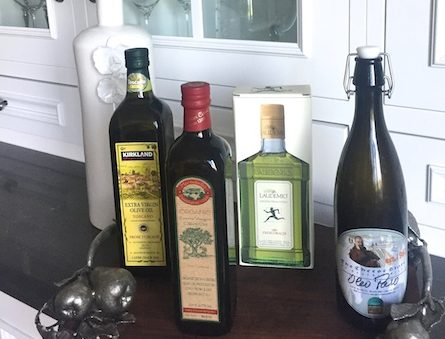 COOKING WITH MARIA HEALTH BENEFITS OF OLIVE OIL