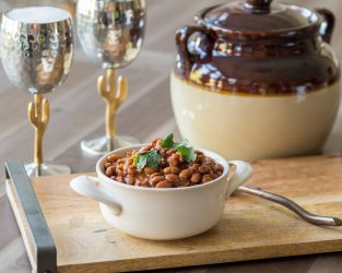 BEST BAKED BEANS EVER! LOW AND SLOW BAKED BEANS FOR YOUR MEMORIAL DAY CELEBRATION!