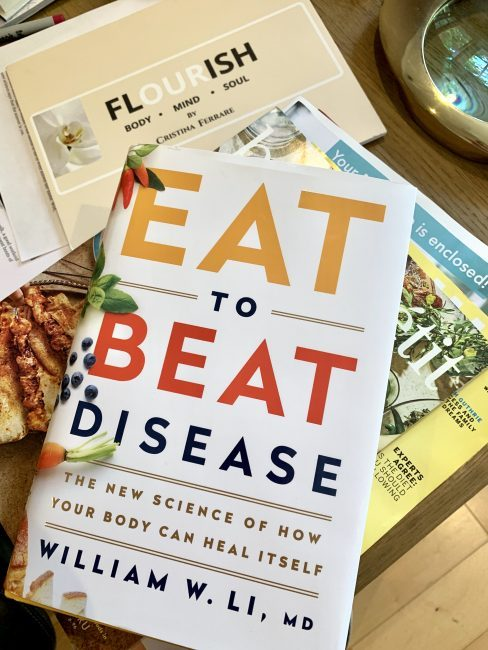 EAT TO BEAT DISEASE!