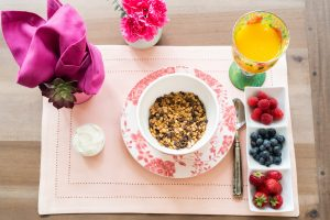 ENJOY A HEALTHY WAY TO START YOUR MORNING!