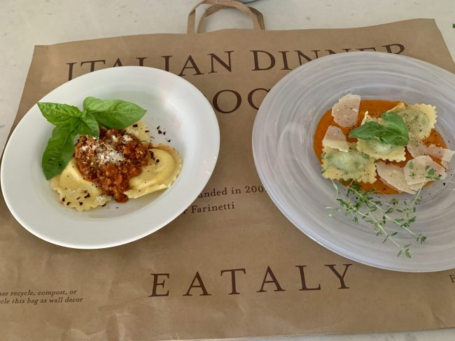 EATALY!!! BEST PLACE FOR EVERYTHING IN ITALIAN CUISINE!