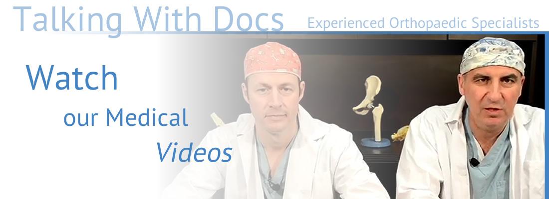 Medical Videos Slider Talking with Docs