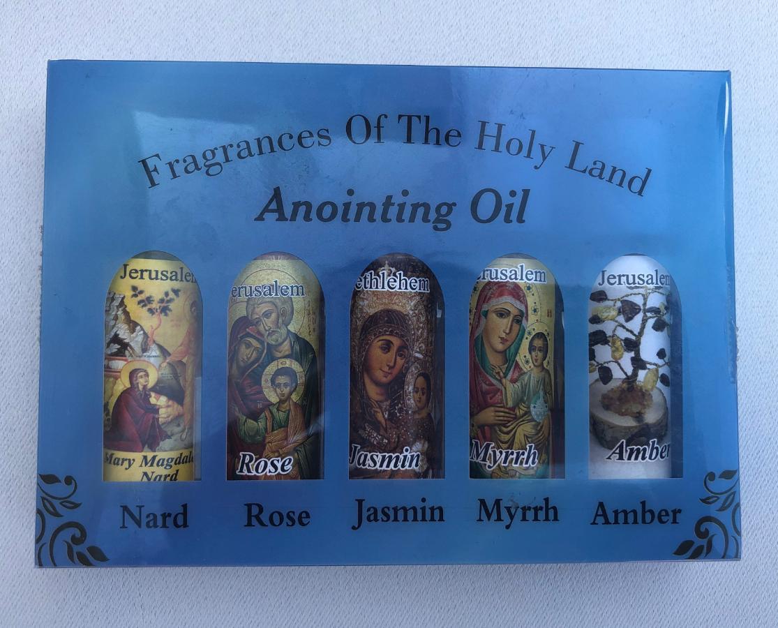 Holy Fragrances Set