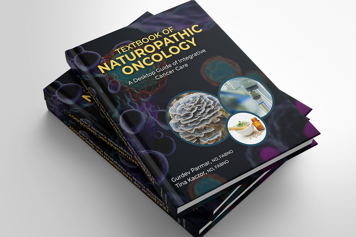 Textbook of Naturopathic Oncology