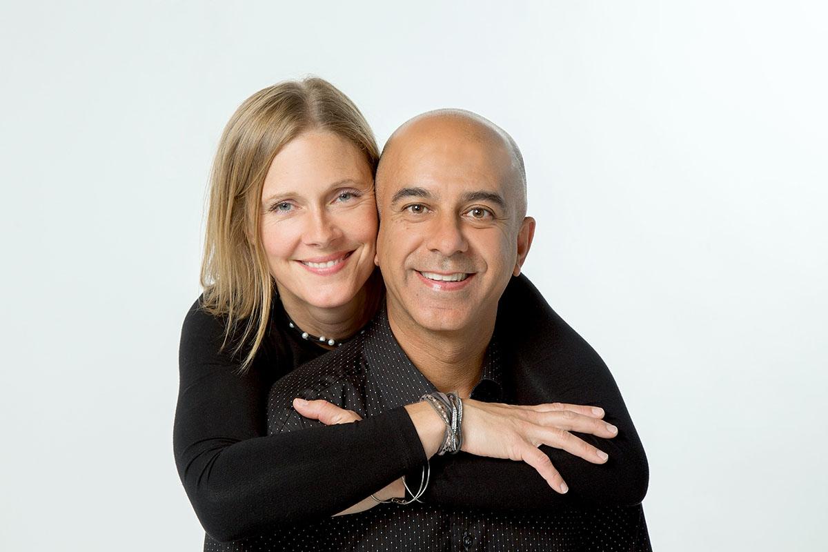 Drs. Karen & Gurdev Parmar