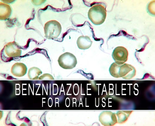 Benznidazole Tablets for Oral Use