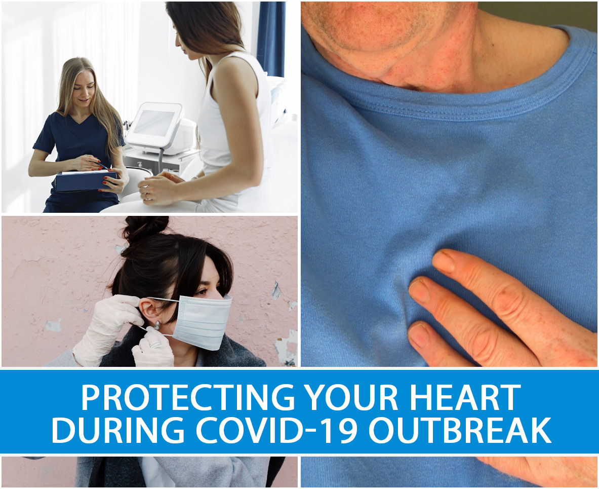 PROTECTING YOUR HEART DURING COVID-19 OUTBREAK