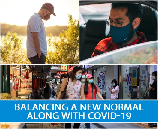 Balancing A New Normal Along With COVID-19