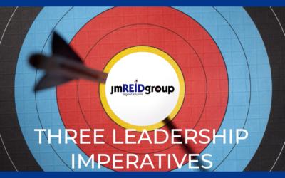 Three Leadership Imperatives for 2020