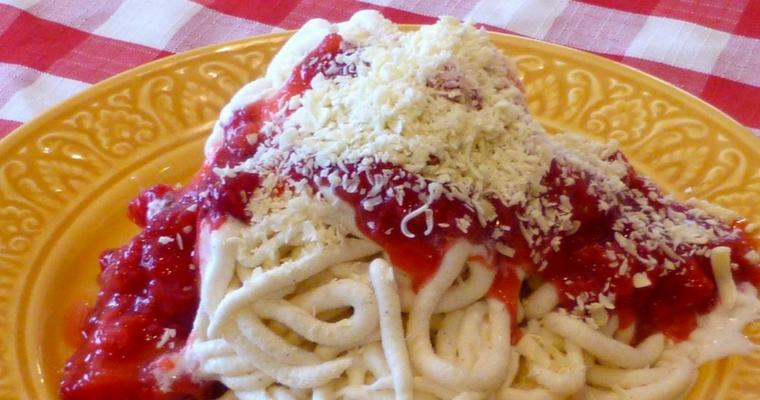 Oh-oh, Spaghetti … OH!