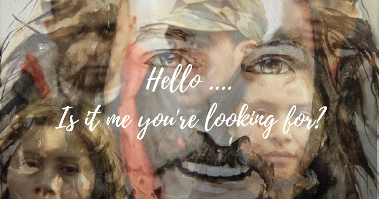 Hello? Is It Me You're Looking For?