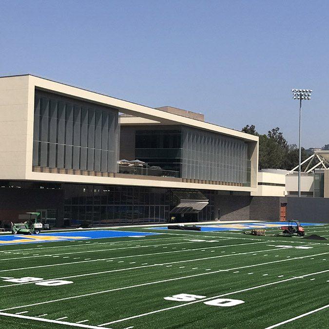 The Wasserman Football Center