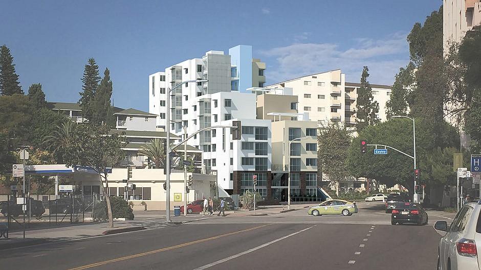 UCLA Margan Apartments