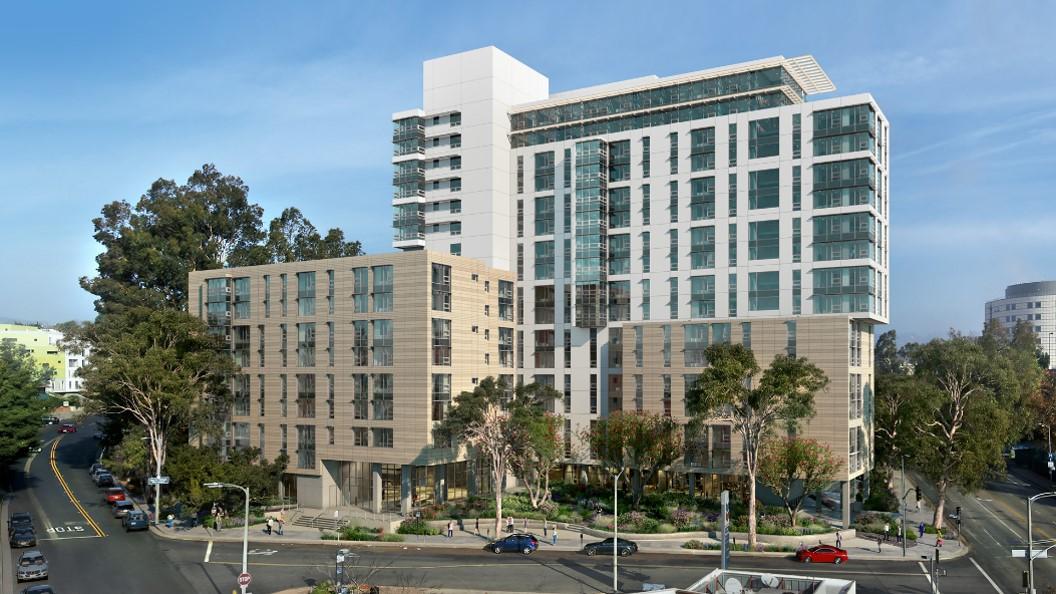 UCLA Le Conte Avenue Apartments
