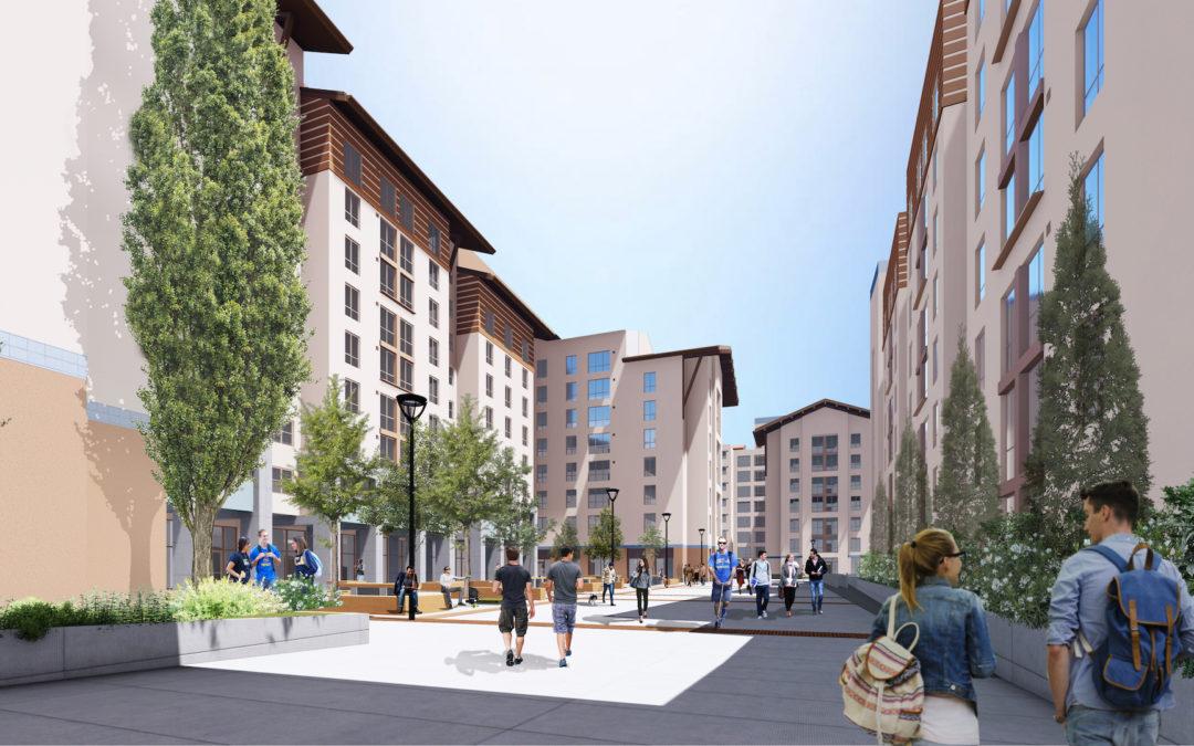 UCLA – Southwest Campus Apartments