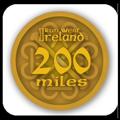 200 mile badge