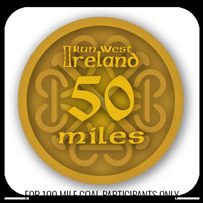 50 mile badge