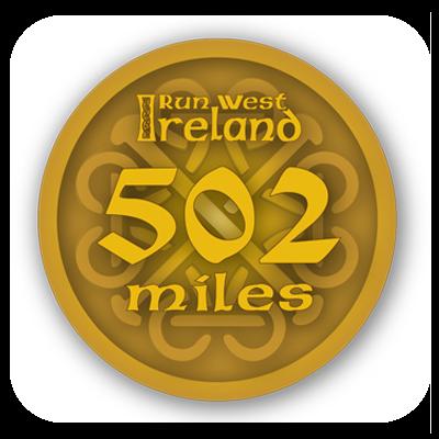 502 mile badge