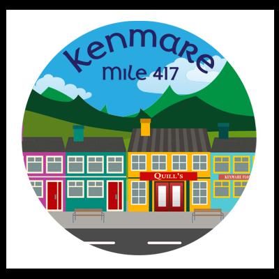 Kenmare Badge