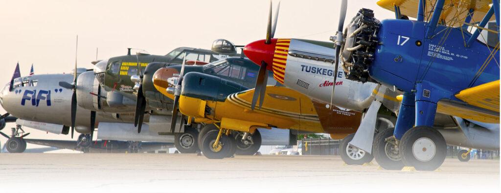 CAF Aircraft