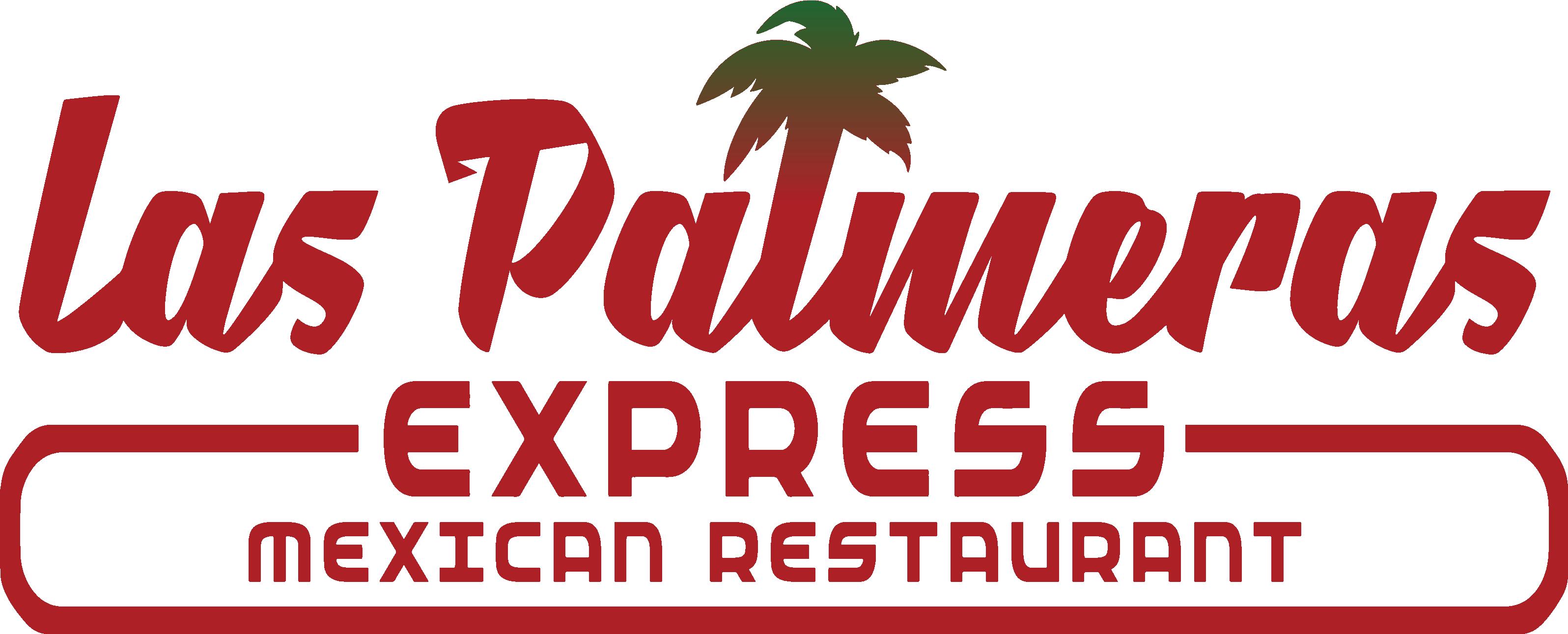Las Palmeras Express Red-Green logo (1)