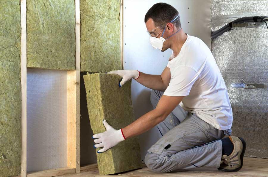 Batt Insulation - Economizer HVAC