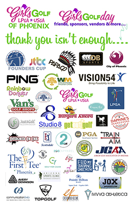 Poster thank you - 2016 Sponsors- Small
