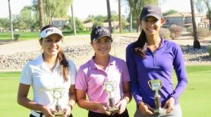 left to right: Alexandra Quihuis, Ashley Menne, Kelly Su