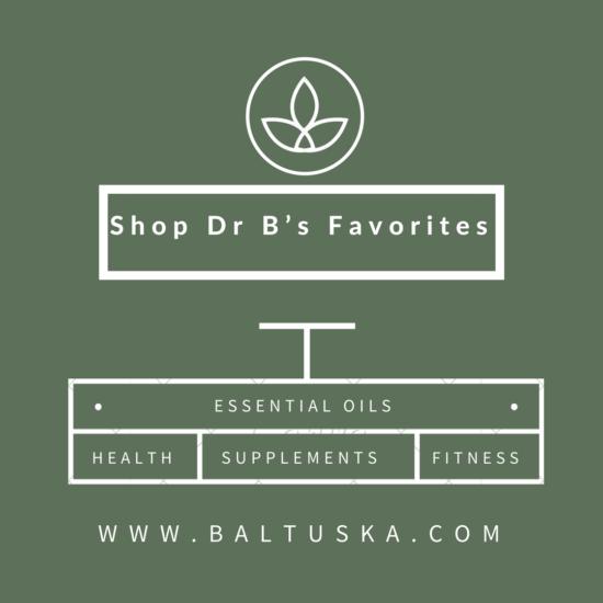 Dr. Baltuska's Favorites