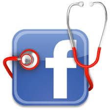 healthy facebook
