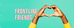 Frontline Friends banner