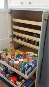 Pantry with FX Hardware