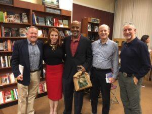 Laurel Book Store signing 3