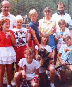 Gamble Family Adventures RV Travel Blog   About Jana   Tennis