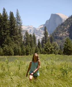 Gamble Family Adventures RV Travel Blog   About Jana   Yosemite