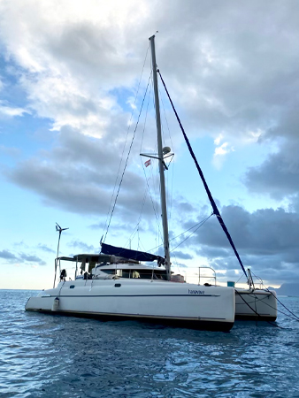 Getting There | Hanavave | Culture Nomads Travel Blog | Sailing Tahiti to Australia | Month 1: Bus to Boat