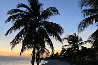 Day 36: Smathers Beach, Key West, FL