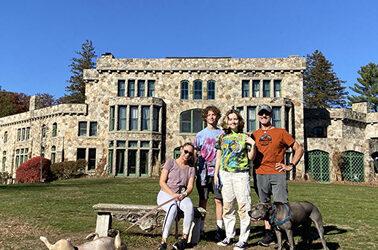 Day 12: Borderland State Park, MA | Normandy Farms RV Resort, Foxboro, MA