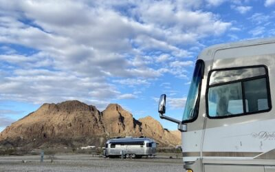 Day 75: Travel Day: Rough Canyon, TX to Big Bend National Park, Terlingua, TX
