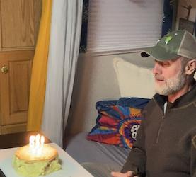 Day 78: Grant's Birthday | Big Bend National Park, Terlingua, TX