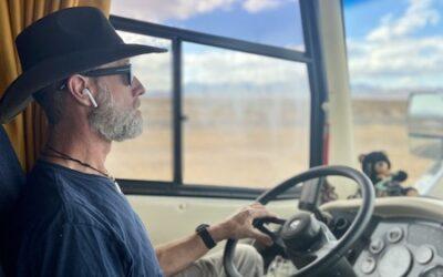 Day 89: Travel Day   Alamogordo, NM to Tucson, AZ