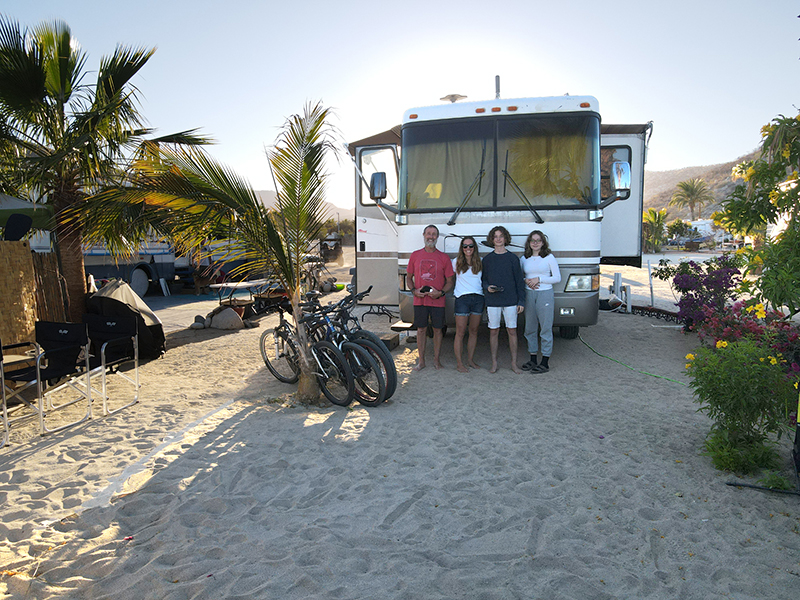 Gamble Family Adventures and Travel Blog | We Sold Our Home to Live On a Bus | Chaos