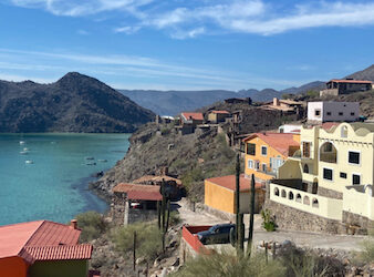 Day 162: Travel Day | Loreto to Guerrero Negro, Mexico