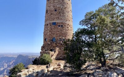 Day 177: Travel Day | Grand Canyon, AZ to Bryce Canyon, UT