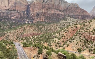 Day 181: Zion National Park, UT