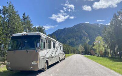 Day 207: Travel Day | Glacier National Park, MT to Spokane, WA