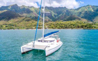 Sailing Tahiti to Australia | Month 1