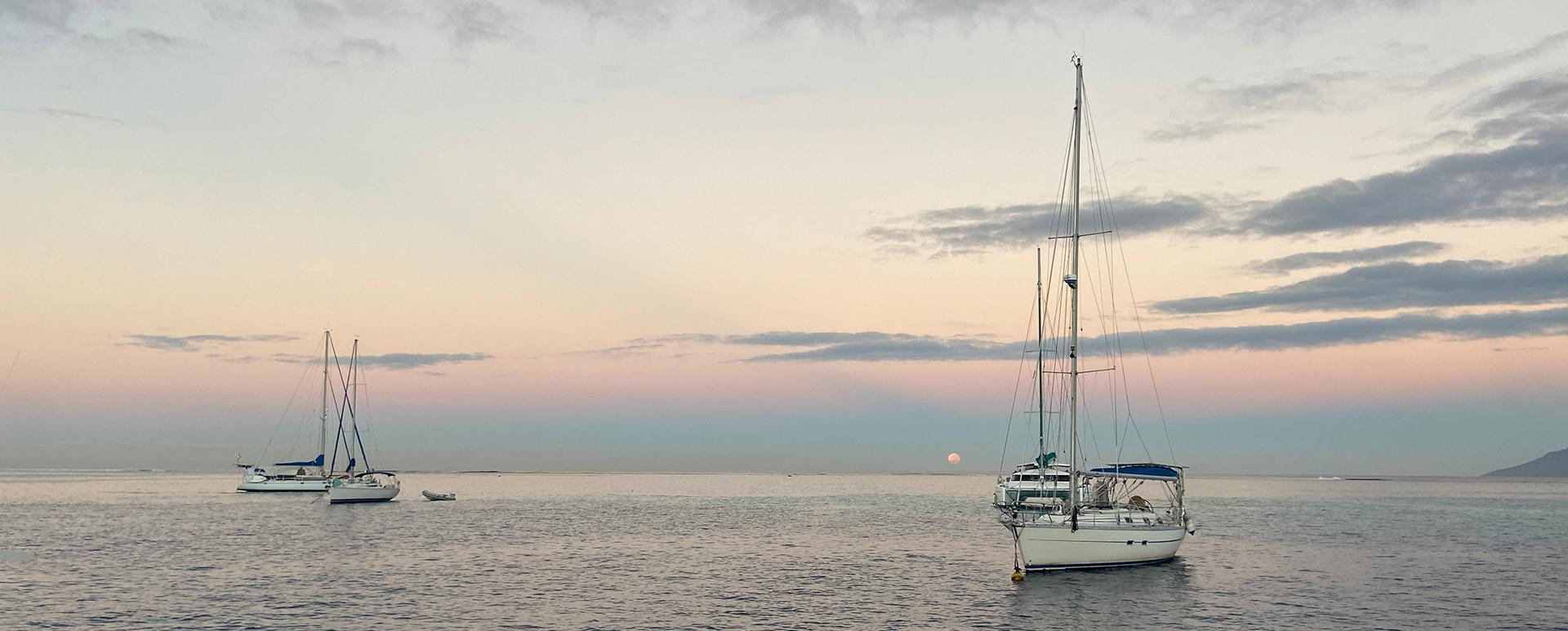 Culture Nomads Travel Blog | Sailing